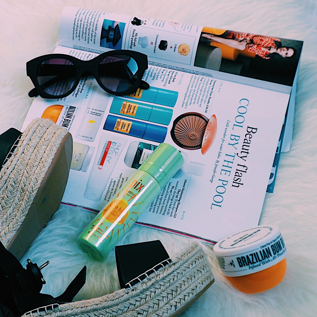 10 Beach holiday beauty essentials you'll never want to be without
