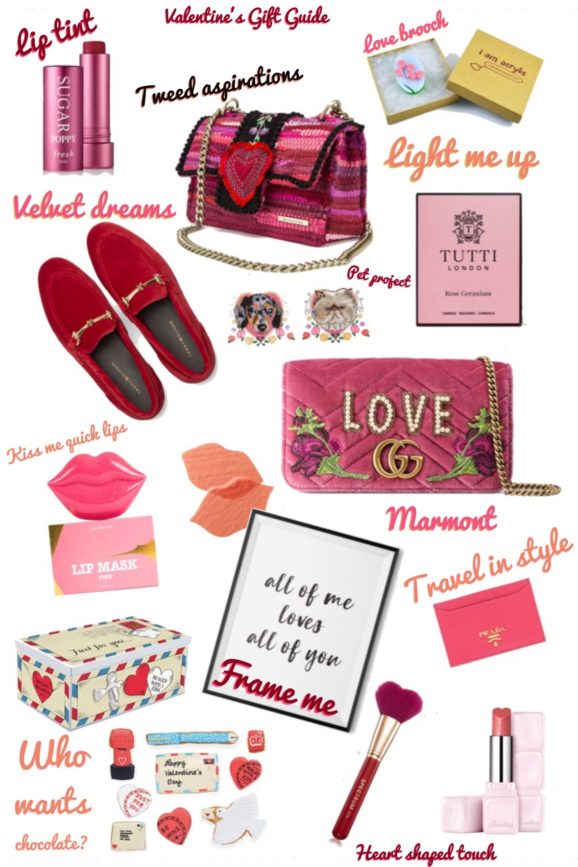 This Valentines gift guide is your perfect go-to for inspiration. Whether you're buying yourself a treat, looking for your girlfriend/partner or wife, even if you're just looking to drop some helpful hints.